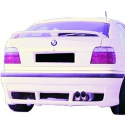 "BMW E36 PARE CHOC TUNING ""COMPACT"" ARRIERE"