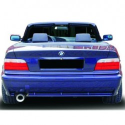BMW E36 PARE CHOC TUNING ILLUSION ARRIERE