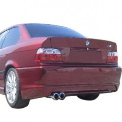 BMW E36 PARE CHOC TUNING M-LOOK ARRIERE