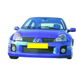 PARE CHOC AVANT KIT LARGE CLIO V6 PH2