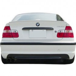 BMW E46 PARE CHOC TUNING M-LOOK ARRIERE