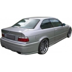 BMW E36 PARE CHOC TUNING INFERNO ARRIERE