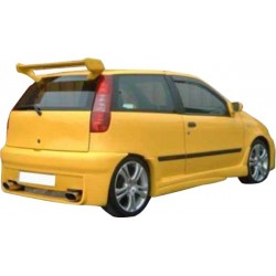 FIAT PUNTO 1 TUNING ARRIERE