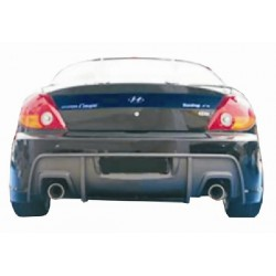 HYUNDAI COUPE 2003 PARE CHOC ARRIERE