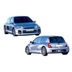 KIT CARROSSERIE COMPLET CLIO V6 1998