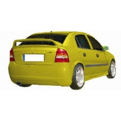PARE CHOC ARRIERE OPEL ASTRA G DUB