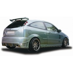 FORD FOCUS PARE CHOC ARRIERE TUNING TNT