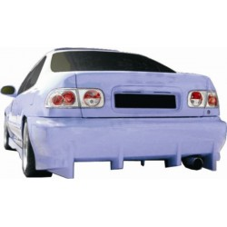 HONDA CIVIC 92 COUPE PARE CHOC ARRIERE TUNING DEMOLIDOR