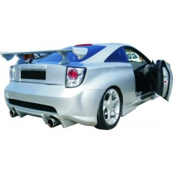 TOYOTA CELICA 2000 TUNING PARE CHOC ARRIERE