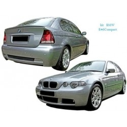 KIT CARROSSERIE COMPLET BMW E46 COMPACT M LOOK