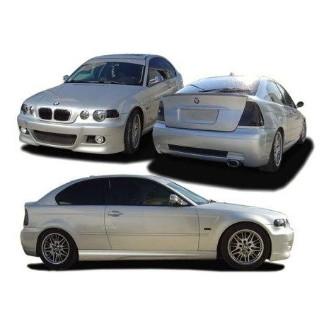 kit carrosserie complet bmw e46 compact store tuning. Black Bedroom Furniture Sets. Home Design Ideas