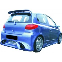 TOYOTA YARIS PARE CHOC INFINITY ARRIERE