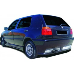 GOLF 3 PARE CHOC TUNING ARRIERE