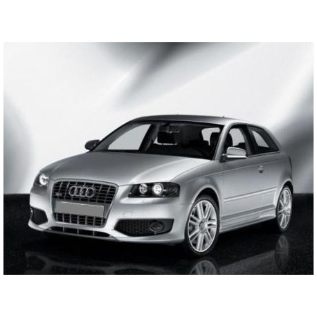 AUDI A3 PARE CHOC S3 8P 2007-2011 - Store Tuning