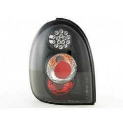FEUX ARRIERE BLACK LED OPEL CORSA B 93-00