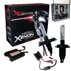 KIT XENON H1 HOMOLOGUE 6000K