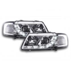 Audi A3 (type 8L) An: 96-00 chrome Daylight avec feux de jour