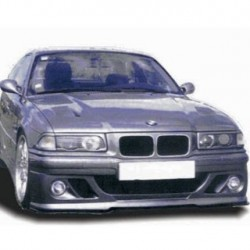 BMW E36 PARE CHOC AVANT TUNING ILLUSION