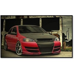 KIT CARROSSERIE COMPLET OPEL ASTRA G COUPE